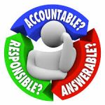 Holding Yourself Accountable by Cindy Stradling CSP, CPC