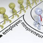 Are You a Salaried Entrepreneur? by Cindy Stradling CSP, CPC
