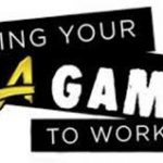 "Bringing Your ""A"" Game by Cindy Stradling CSP, CPC"