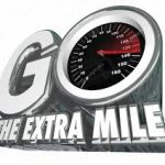 Going the Extra Mile by Cindy Stradling CSP, CPC